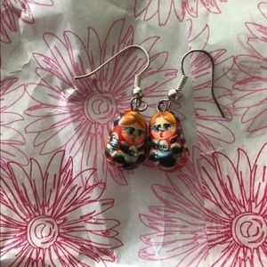 Foreign Earrings